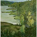 Пунка - Харью. Финляндия